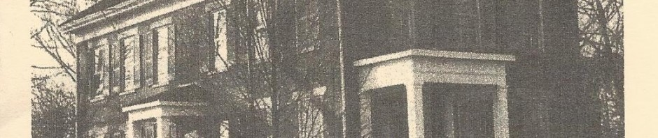 Widow's Walk atop Hunt House
